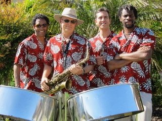caribbean sax and steel