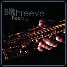 feel this cd by bill shreeve